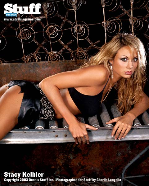 Can Stacy keibler fhm good